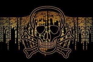 pirate sécurité numérique hacker malware trojan ransomware