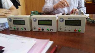 第2フェーズで試作した量産型理科教材の例