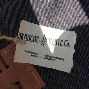 Branche Verte Co., Arthentique, accessoires, vêtements, made in France, design, Alpes de Hautes Provence