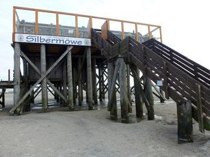 Bild: Café und Restaurant Sildermöwe