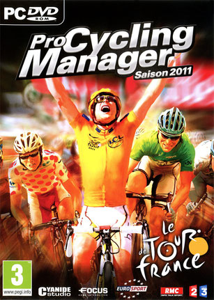 PRO CYCLING   MANAGER    2011    PC DVD