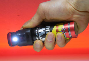 TW1000 Pepper-Jet + LED 63ml, 75ml und 150ml Hamburg