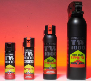 TW1000 Pepper-Fog 63ml, 75ml, 150ml und 400ml Hamburg