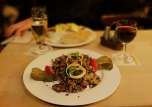 Top 5 restaurants of Charlottenburg