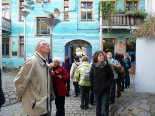 Kunsthof-Passage in der Neustadt