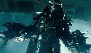 Shredder verkommt zum Schweizer Taschenmesser-Transformer. [Quelle: Nickelodeon Movies]