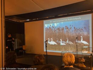 Vortrag im Nationalparkhaus