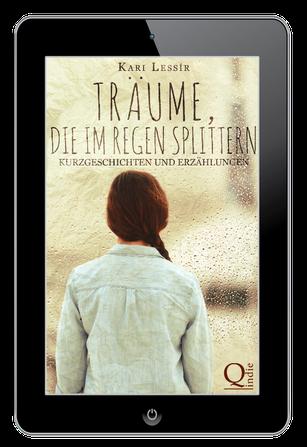 Cover des eBooks »Träume, die im Regen splittern«