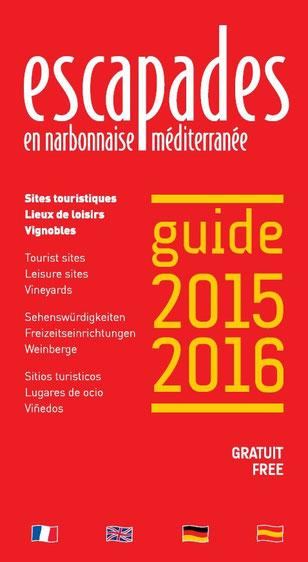 Guide 2014-2015 Escapades en narbonnaise