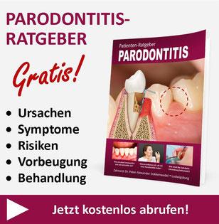 Kostenloser Parodontitis-Ratgeber von Zahnarzt Dr. Peter-Alexander Dokkenwadel in Ludwigsburg