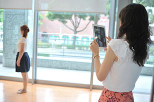 神戸 大阪 歩き方教室 歩き方改善