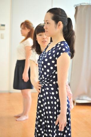 神戸 大阪 歩き方教室 歩き方改善 下半身痩せ