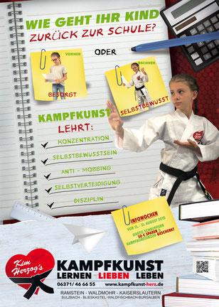 Kampfsport Kinder Kaiserslautern