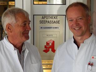 Hermann und Dr. Alexander Schmitz