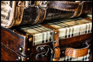 valigia per il Kenya