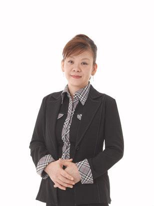環太平洋書法協会 会長 古屋育子 Ikuko Furuya