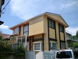 外壁・屋根リフォーム塗装施工例(施工完了後)