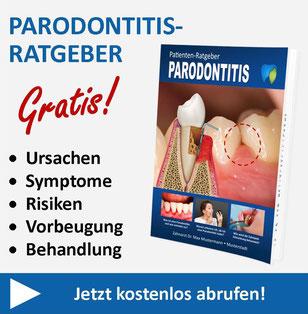 Kostenloser Parodontitis-Ratgeber von Zahnarzt Dr. Max Mustermann in Musterstadt