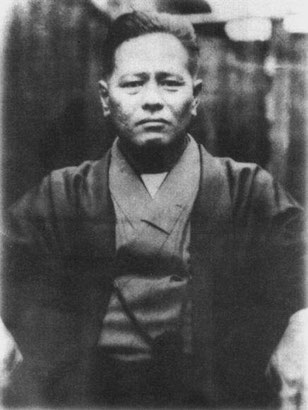 Miyagi Chojun, der Begründer des Goju Ryu