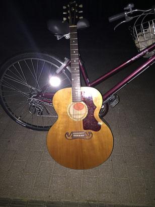 GibsonアコースティックギターJ-100