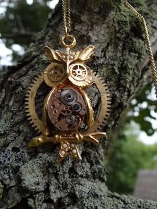 L'amulette sacrée