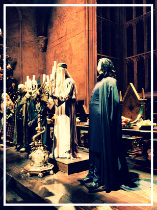 Hogwarts, Dumbledore, Snape, Harry Potter Warner Bros. Studio Tour
