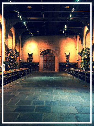 Hogwarts, Halle, Harry Potter Warner Bros. Studio Tour