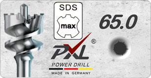 PX4 SDSmax 16mm power drill / hamerboor / klopboor / betonboor / hammer drill bit