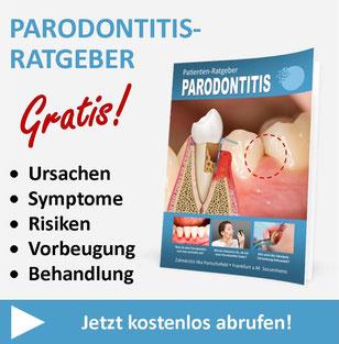 Kostenloser Parodontitis-Ratgeber der Zahnarztpraxis Ilka Partschefeld in Frankfurt-Sossenheim