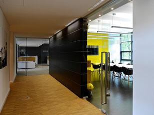 Artrion bvb geschäftsstelle borussia dortmund drahtler architekten planungsgruppe planung interior