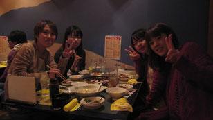 女の園テーブル