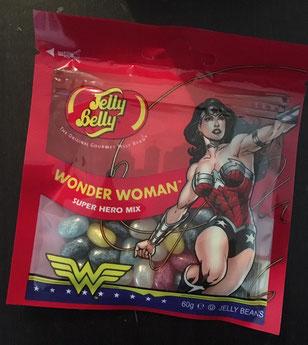 """Zum Naschen: Jelly Belly """"Wonder Woman"""""""