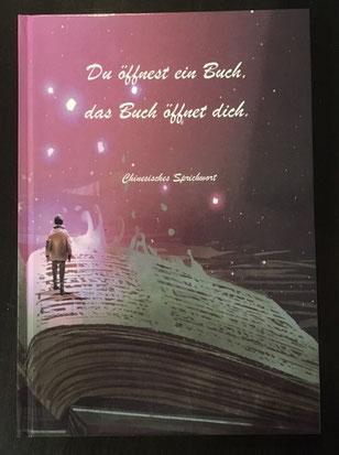 Notizbuch mit Motiv von GrandFailure