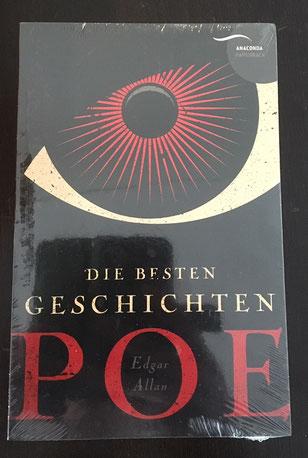 """""""Die besten Geschichten von Edgar Allan Poe"""" aus dem Anaconda Verlag"""