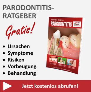 Kostenloser Parodontitis-Ratgeber der Zahnarztpraxis Dres. Lange & Lange in Stephanskirchen bei Rosenheim