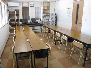 1階教室内観