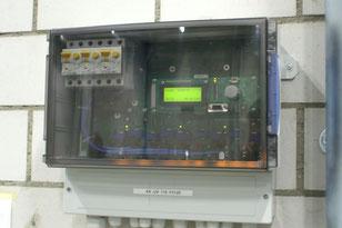 Steuerung zu Lademanagement der Elektroroller bei der Post