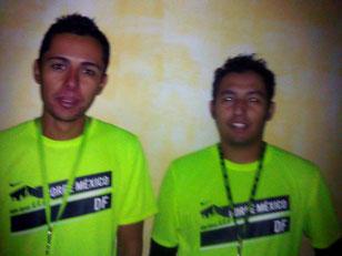La primera carrera que corrí con mi hermano