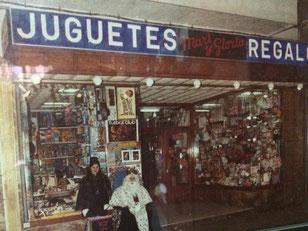 1981 jugueteria Mari Y Gloria