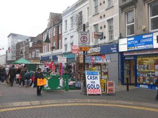 Trinity Square in Sutton