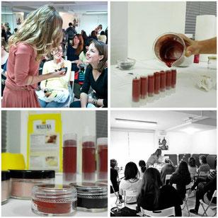 Taller de elaboración de maquillaje natural