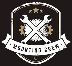 Das Mounting Crew Logo