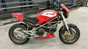 Ducati Monster 900 ie Custom