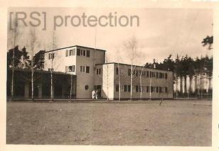 """[Foto: Ansicht Seeseite. RS: handschriftlich """"1941"""" Eigentum: R. Saalfeld]"""