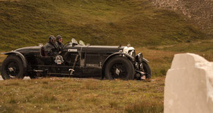 Bentley Old Number One - Bj. 1931 - Saalbach Classic 2016 - ©Phpotowelten-UweMarquart