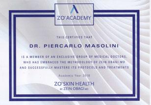 Il gruppo ristretto di esperti ZO Skin Health