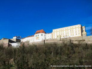 La citadelle de Passau