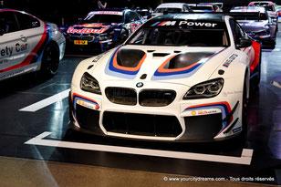 BMW Welt de Munich - BMW M6 GT3