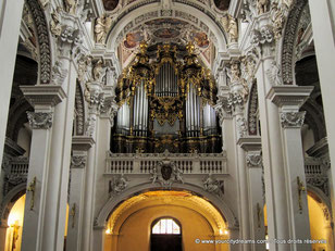 Le plus grand orgue du monde - Passau, Allemagne