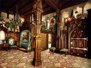 décoration Neuschwanstein